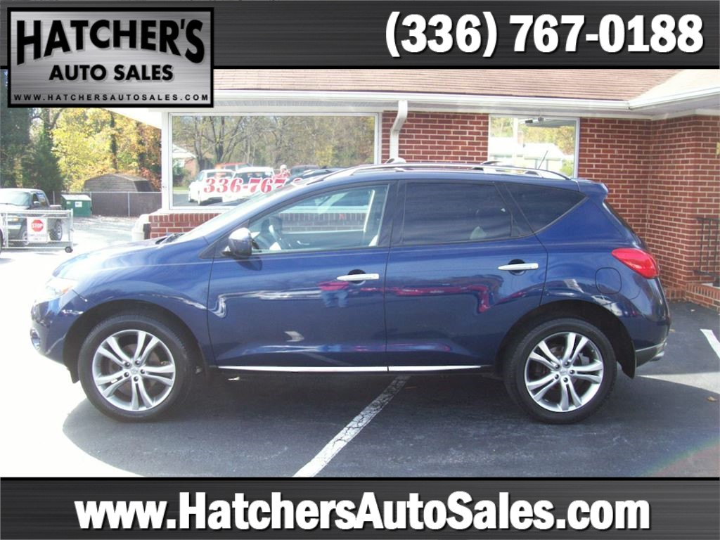 2009 Nissan Murano LE AWD for sale by dealer