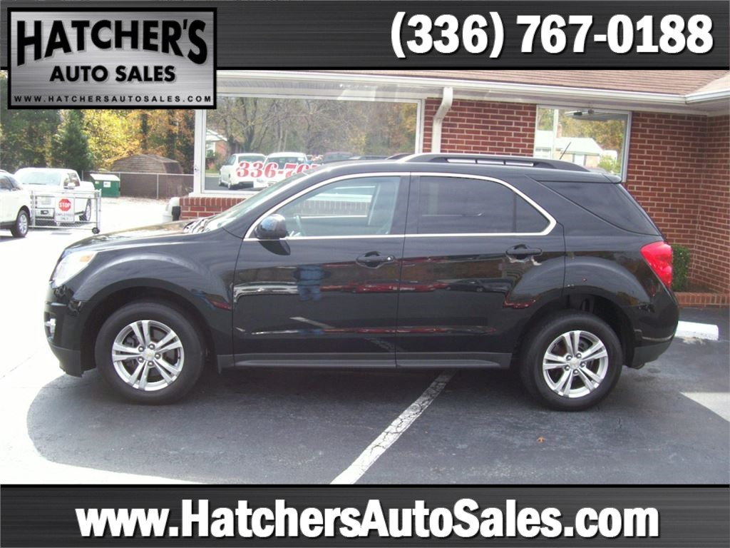 2014 Chevrolet Equinox 2LT AWD for sale by dealer