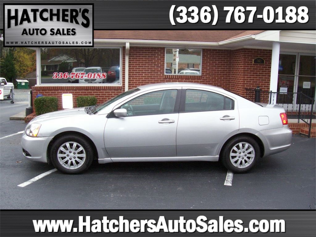 2012 Mitsubishi Galant FE for sale by dealer