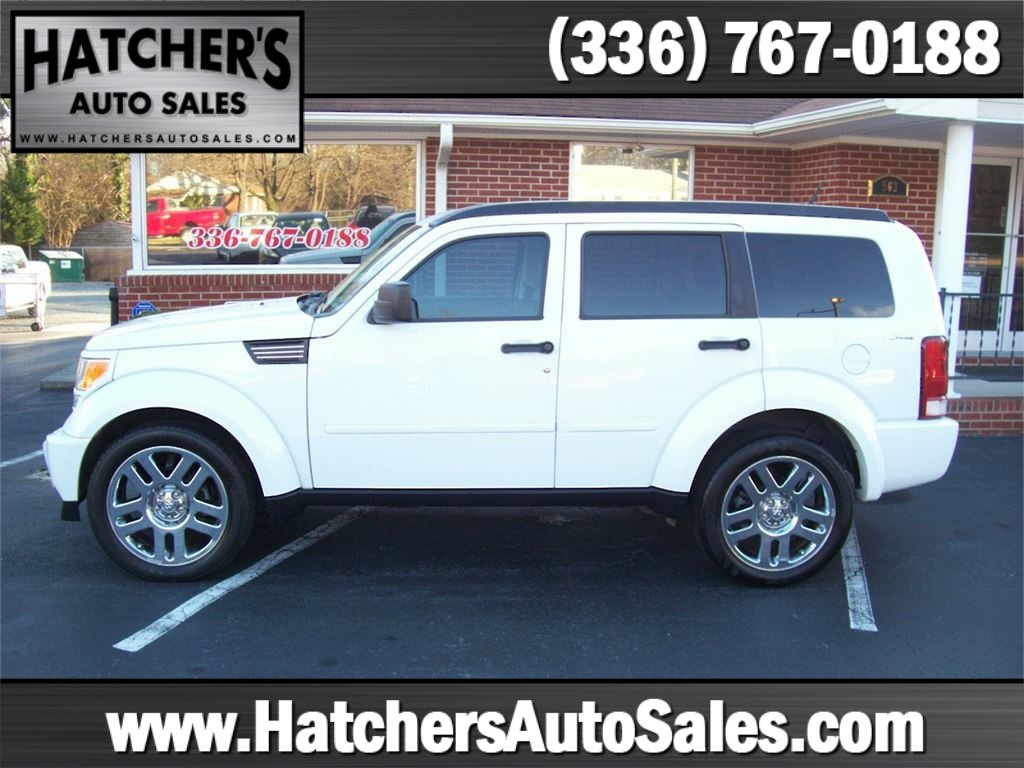 2011 Dodge Nitro Heat 4WD for sale by dealer