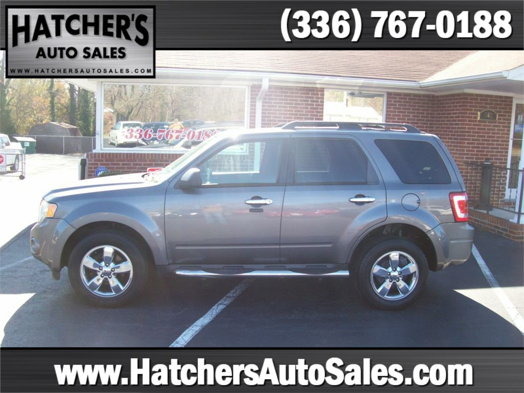 Ford Escape XLT FWD in Winston-Salem