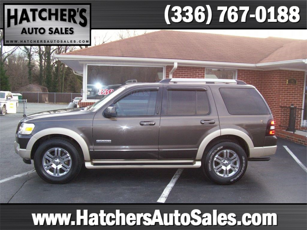 Ford Explorer Eddie Bauer 4.6L 2WD in Winston-Salem
