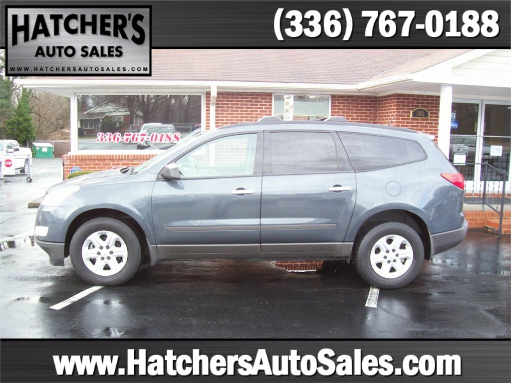 2011 Chevrolet Traverse LS FWD  for sale by dealer