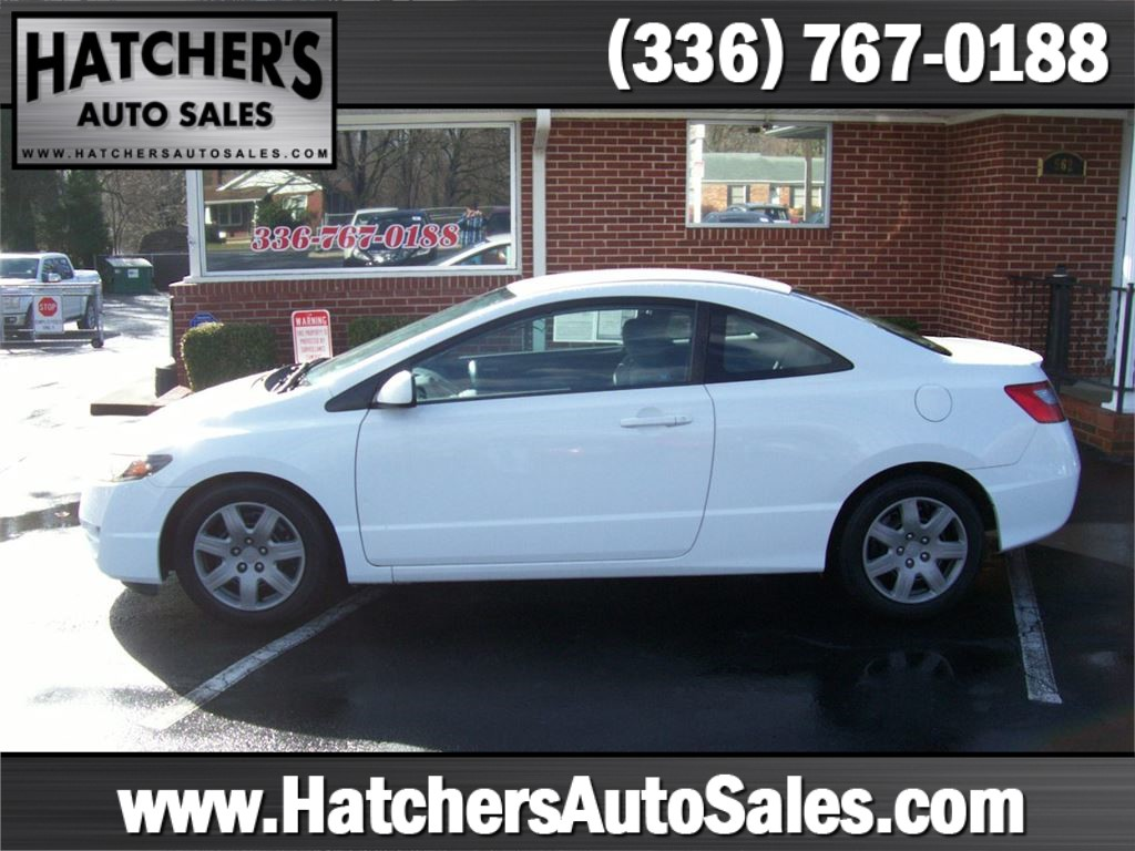 2010 Honda Civic LX Coupe Winston-Salem NC