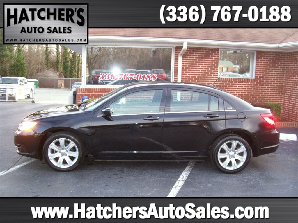 2014 Chrysler 200 Touring Winston-Salem NC