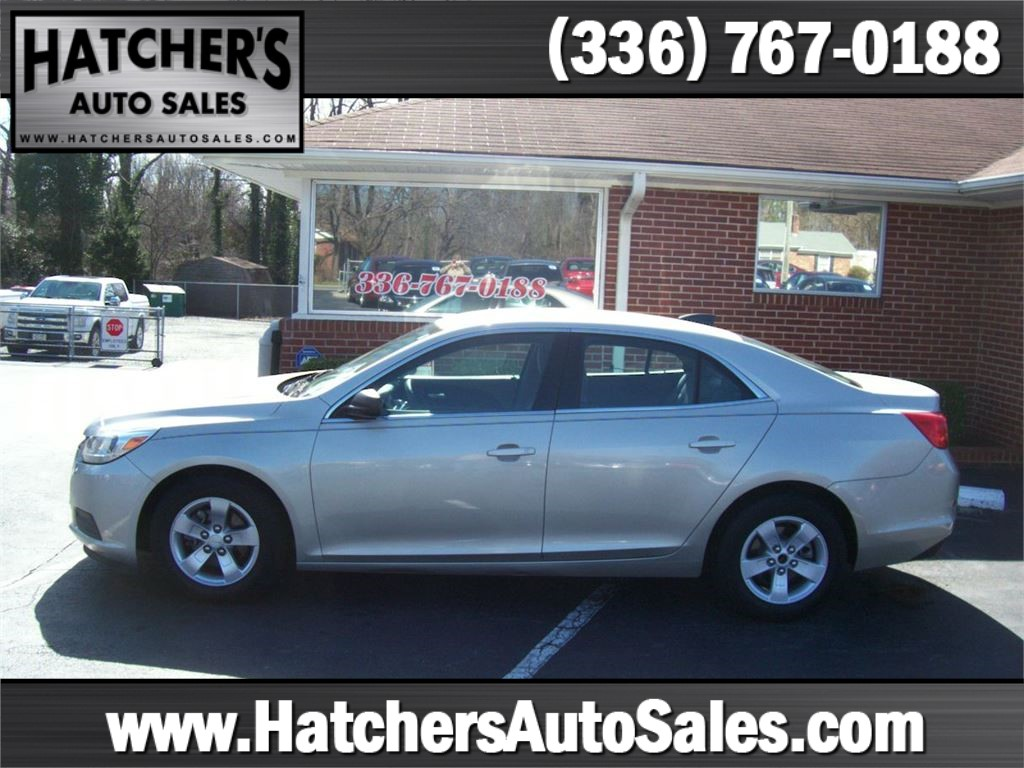 2015 Chevrolet Malibu LS Fleet for sale by dealer