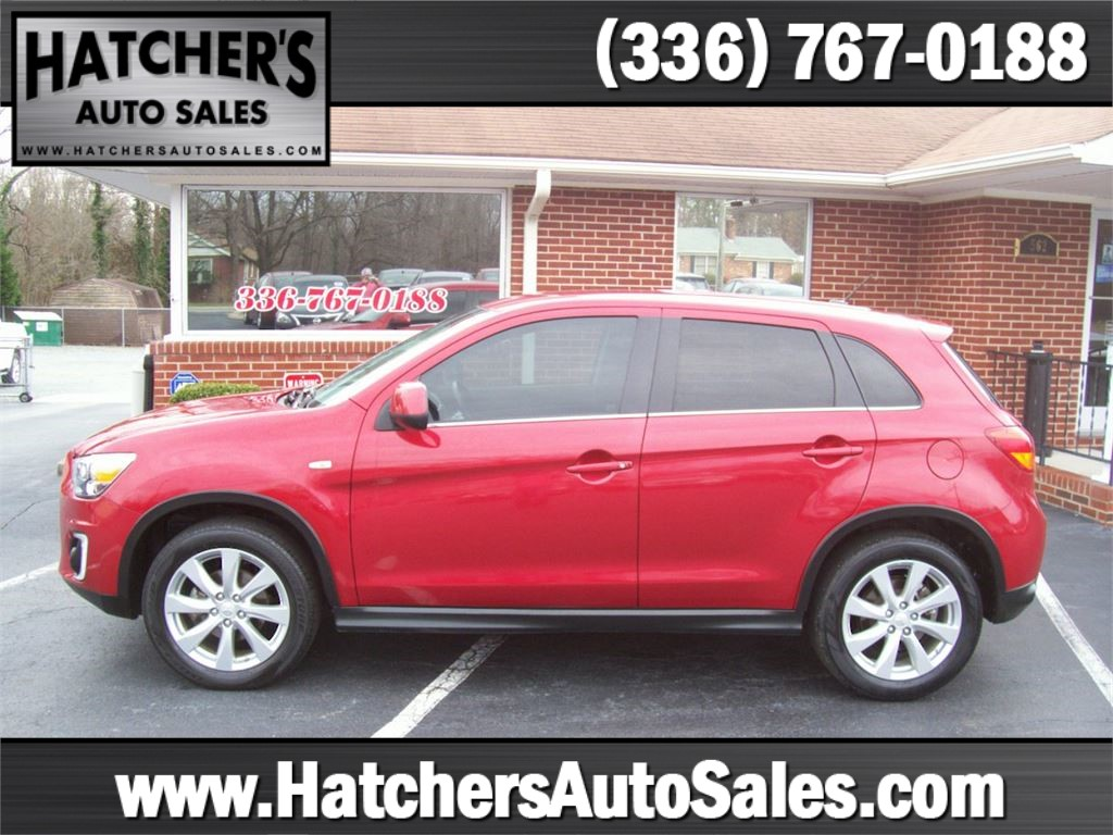 2015 Mitsubishi Outlander Sport SE 2WD for sale by dealer