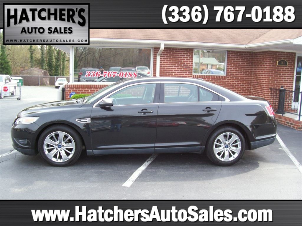 2011 Ford Taurus Limited FWD for sale by dealer