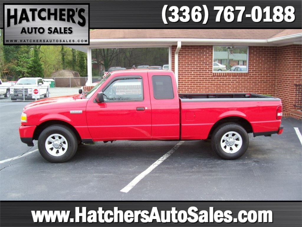 2010 Ford Ranger XLT SuperCab 2WD for sale by dealer
