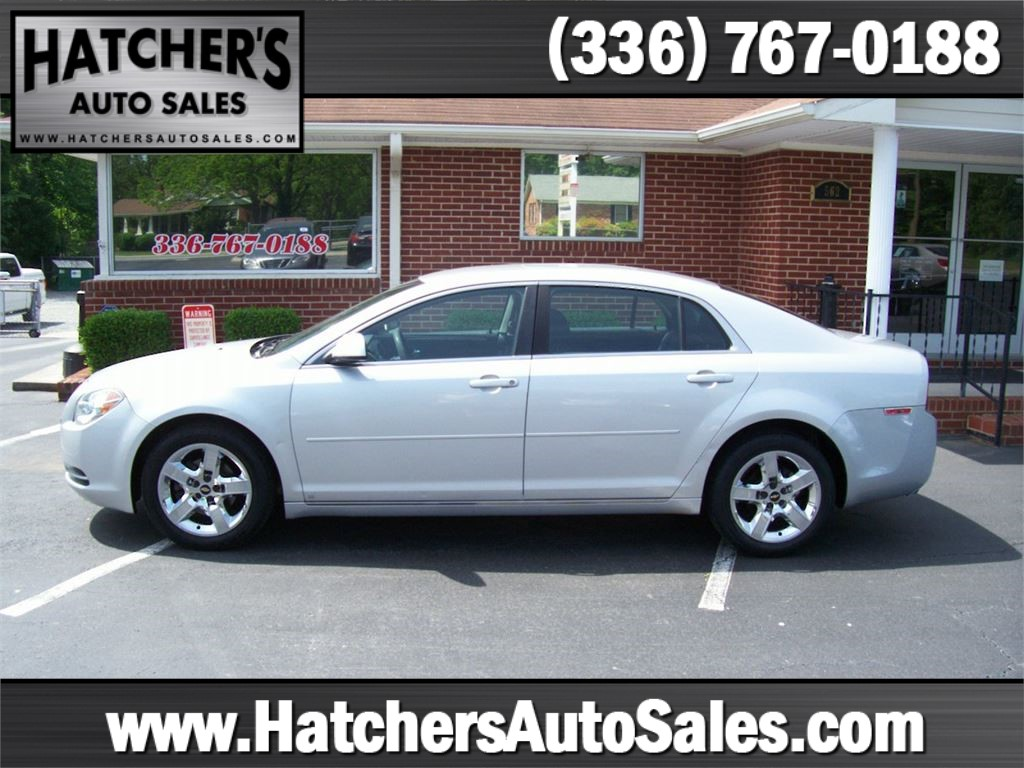 2009 Chevrolet Malibu LT1 for sale by dealer