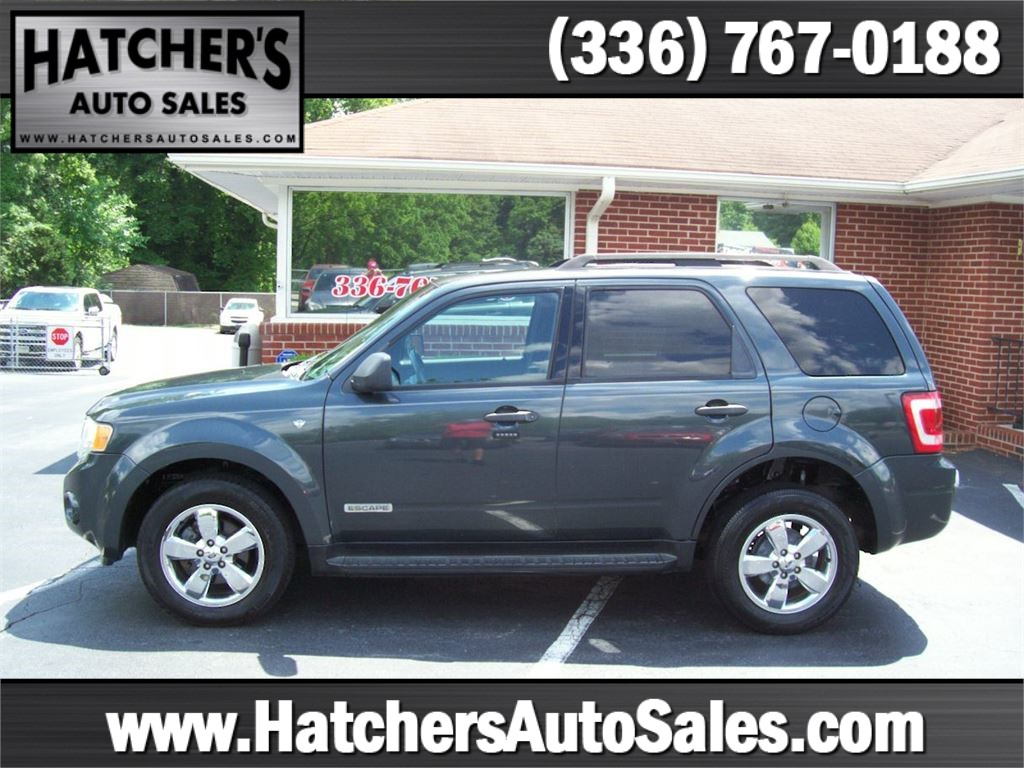 2008 Ford Escape XLT 2WD V6 Winston-Salem NC