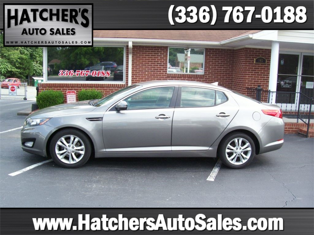 2013 Kia Optima EX for sale by dealer