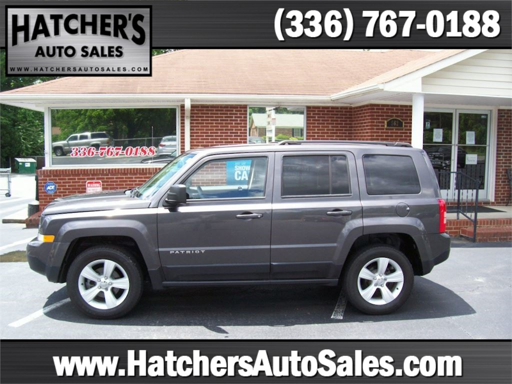 2014 Jeep Patriot Sport 4WD for sale by dealer