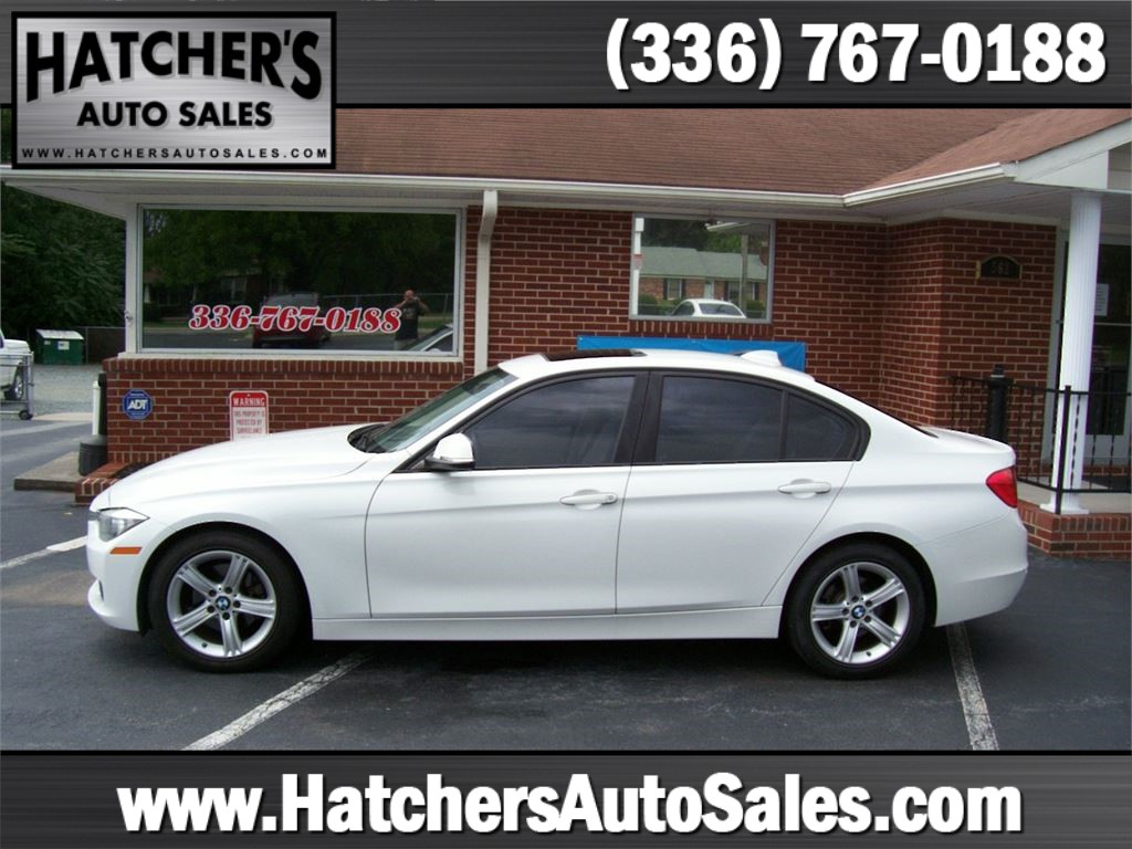 2013 BMW 3-Series 328i Sedan for sale by dealer