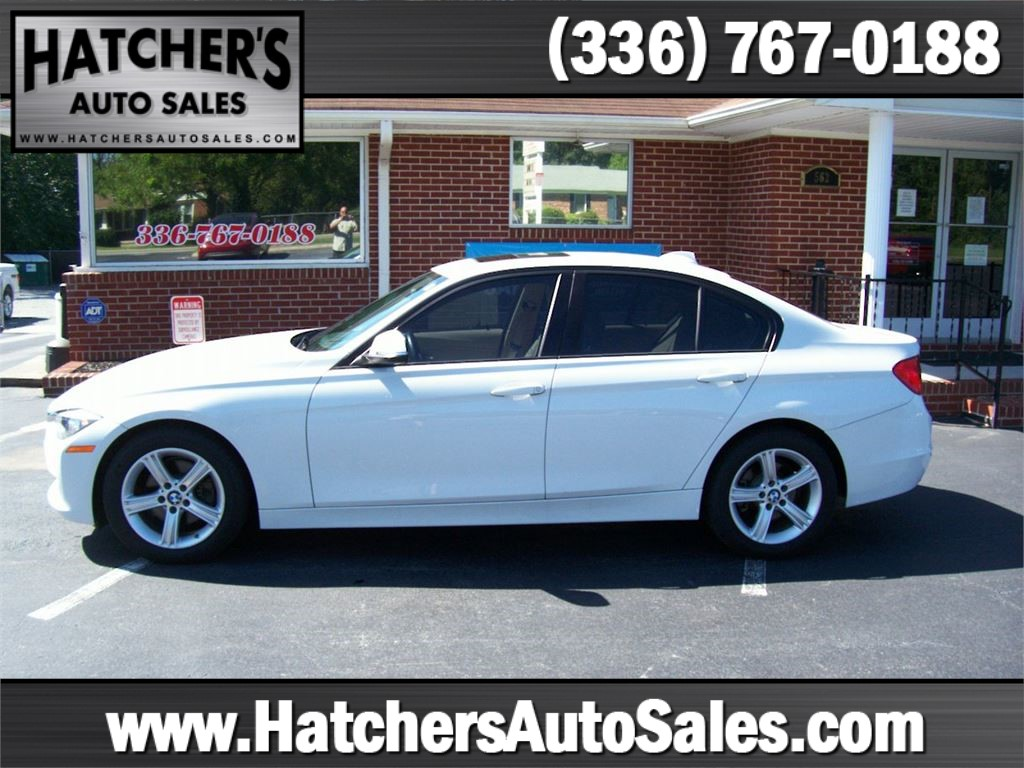 2014 BMW 3-Series 320i Sedan for sale by dealer