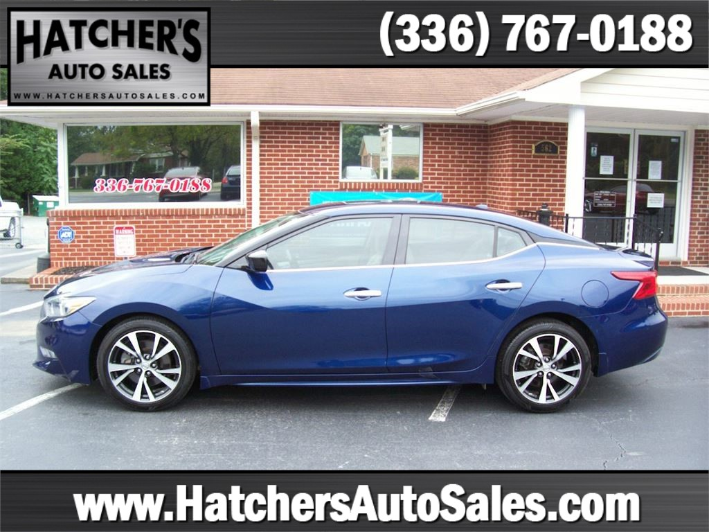 2016 Nissan Maxima 3.5 S for sale by dealer