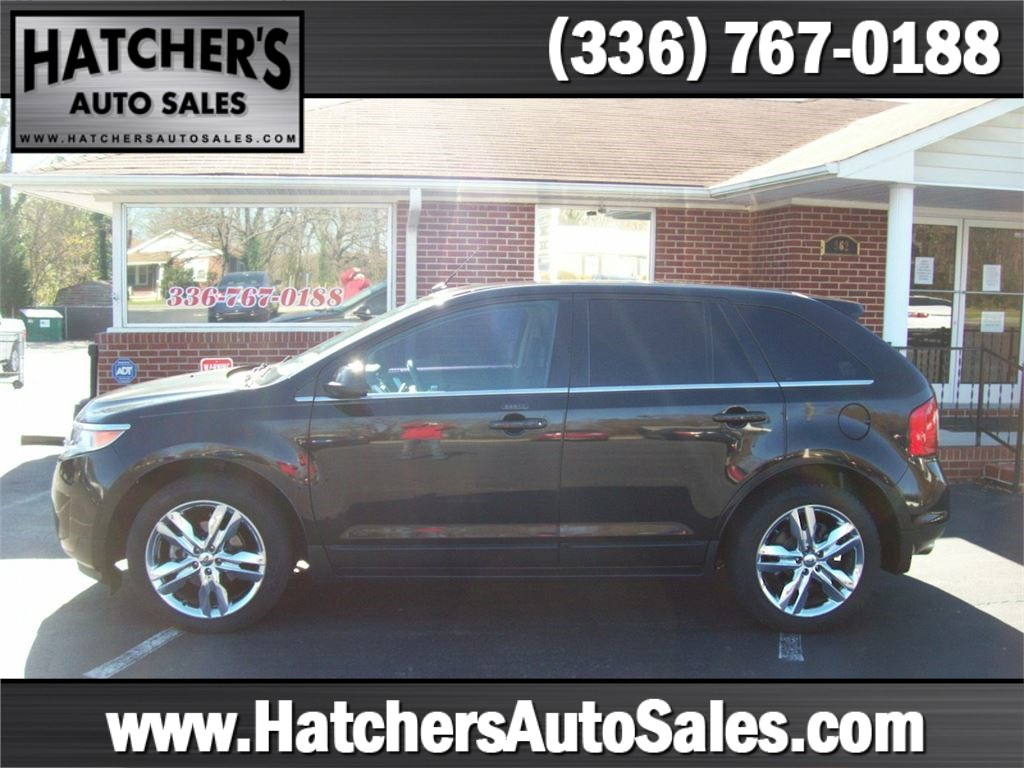 2013 Ford Edge Limited FWD for sale by dealer