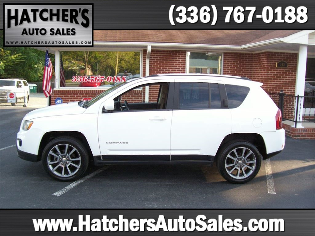 2014 Jeep Compass Limited FWD for sale by dealer