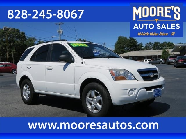 2009 Kia Sorento LX for sale by dealer