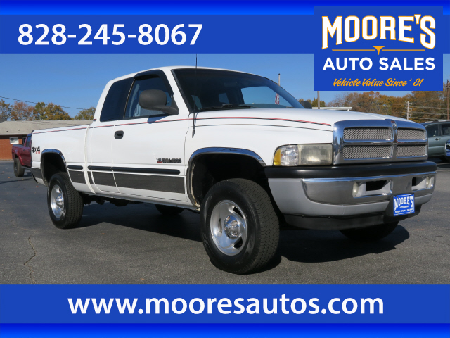 1998 Dodge Ram 1500 Laramie SLT for sale by dealer