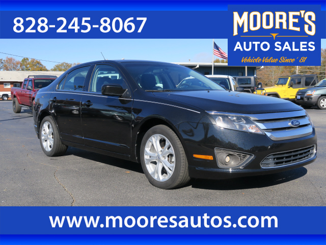 2012 Ford Fusion SE for sale by dealer