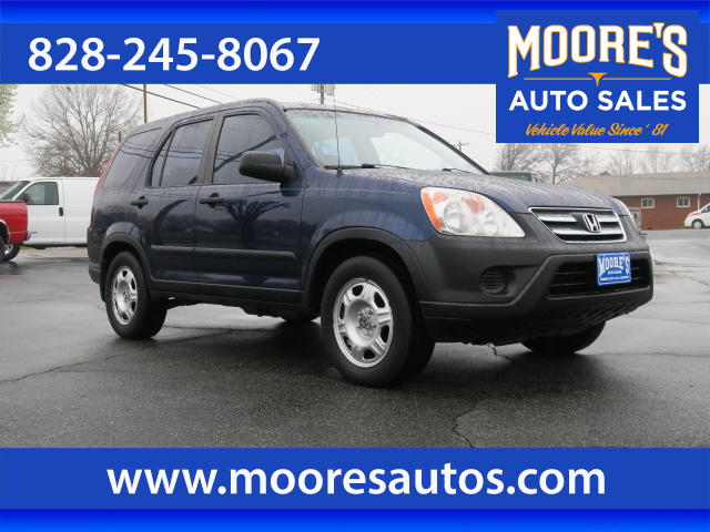 2005 Honda CR-V LX for sale by dealer