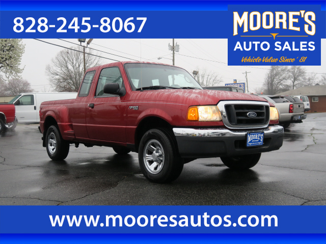 2004 Ford Ranger XLT for sale by dealer