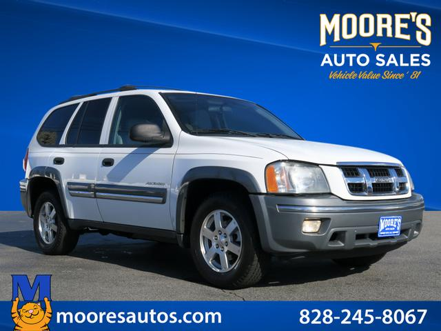 2004 Isuzu Ascender LS 5 Passenger for sale by dealer