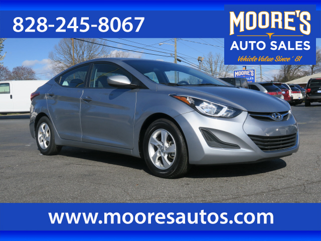 2015 Hyundai Elantra SE for sale by dealer