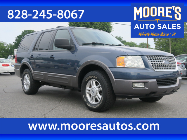 Ford Expedition XLT NBX in Forest City