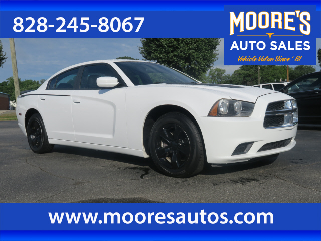 2011 Dodge Charger SE for sale by dealer