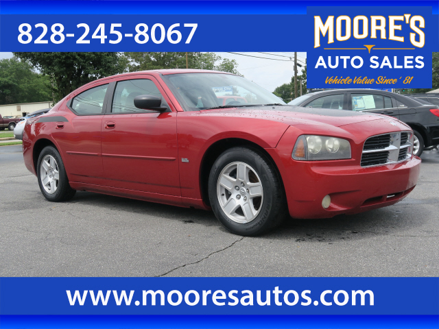 2007 Dodge Charger Base for sale by dealer