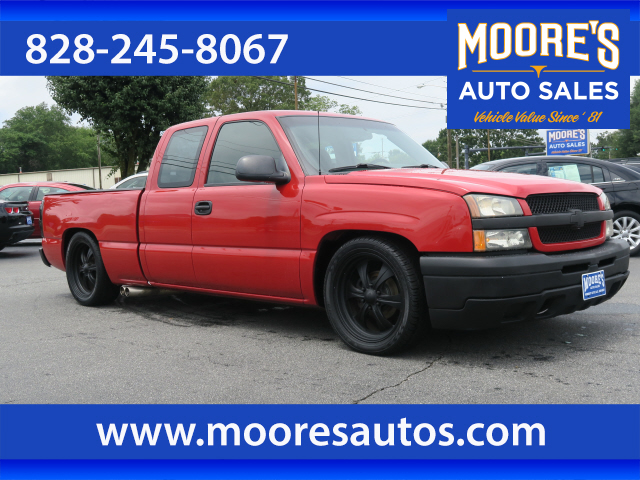 2004 Chevrolet Silverado 1500 LS for sale by dealer