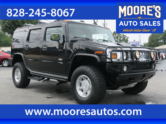 2003 HUMMER H2 Base for sale by dealer