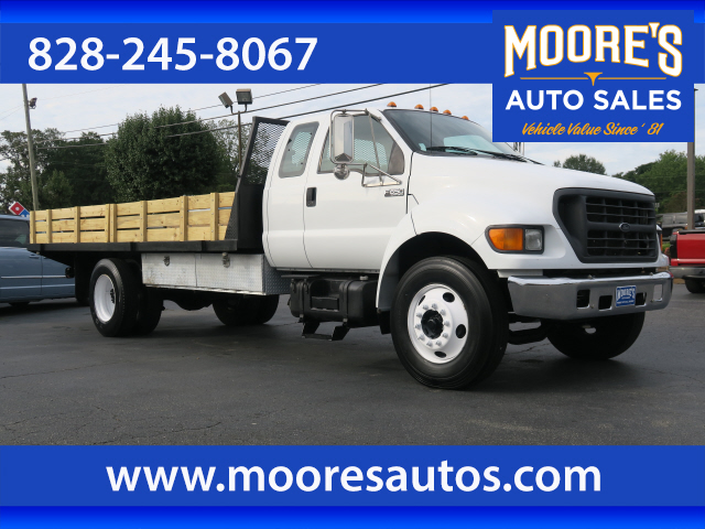 2000 Ford F-650 XLT for sale by dealer