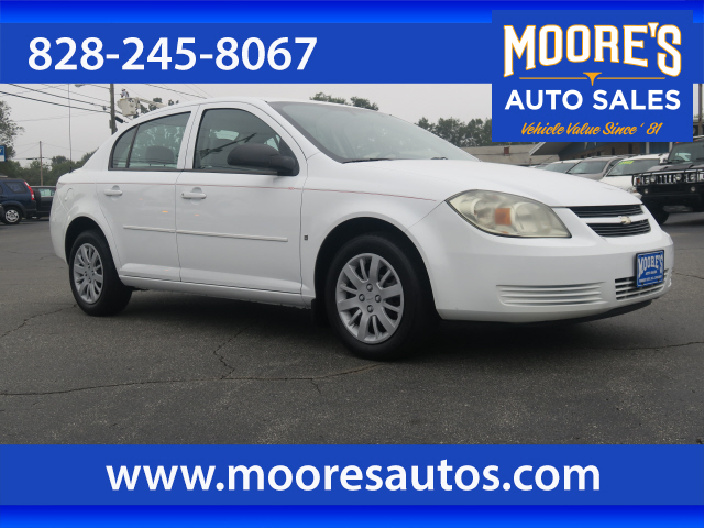 2009 Chevrolet Cobalt LS for sale by dealer