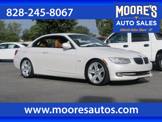 2011 BMW 3 Series 328i Forest City NC