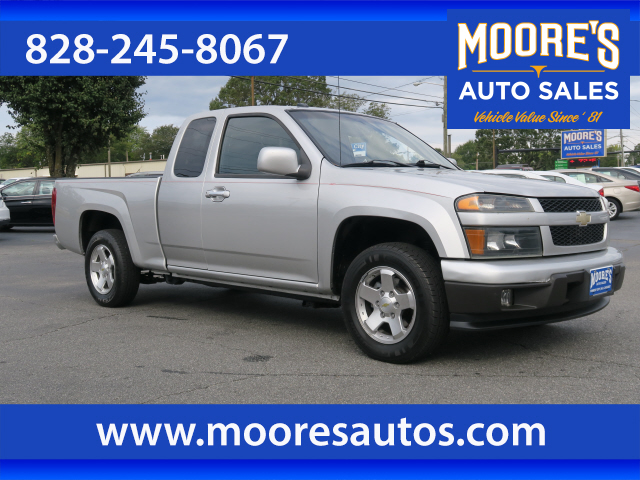 2010 Chevrolet Colorado LT Forest City NC