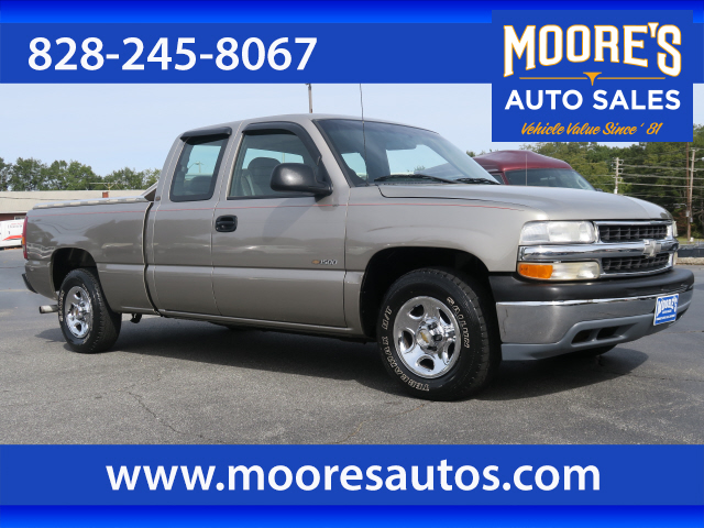 2001 Chevrolet Silverado 1500 Base for sale by dealer