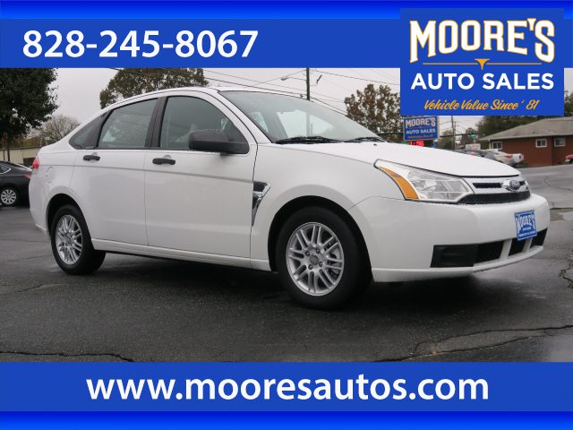 2008 Ford Focus SE Forest City NC