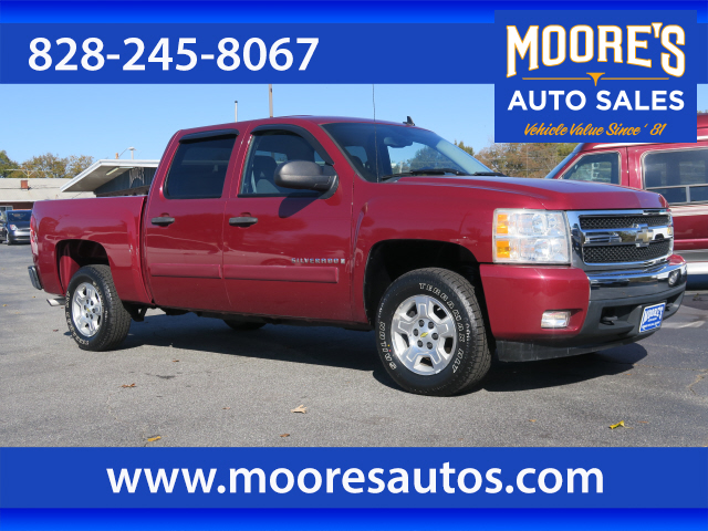 2007 Chevrolet Silverado 1500 LT2 for sale by dealer