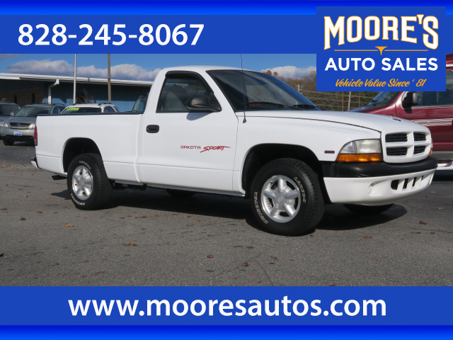 1998 Dodge Dakota Sport for sale by dealer