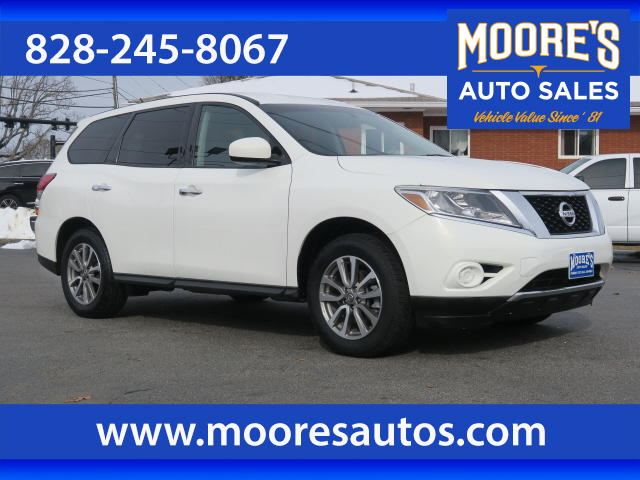 2013 Nissan Pathfinder S for sale by dealer