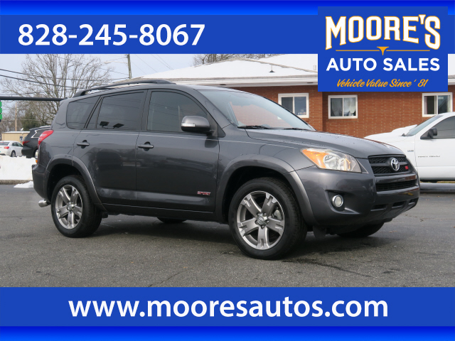 2009 Toyota RAV4 Sport for sale by dealer