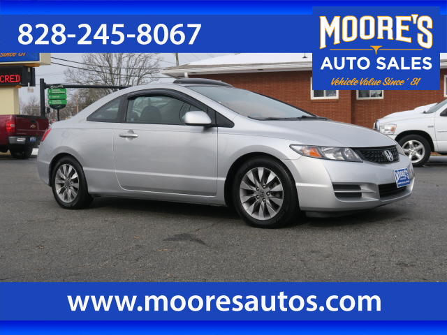 2010 Honda Civic EX for sale by dealer