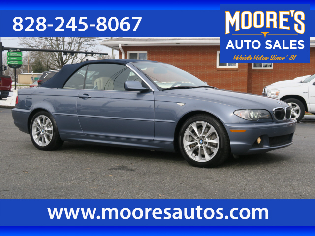 2005 BMW 3 Series 330Ci Forest City NC
