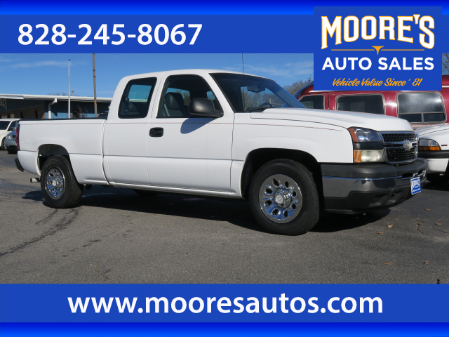 2006 Chevrolet Silverado 1500 LS Forest City NC