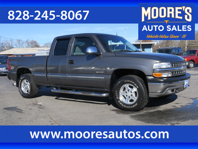 2001 Chevrolet Silverado 1500 LT Forest City NC