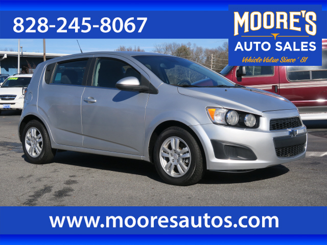 Chevrolet Sonic LT Auto in Forest City