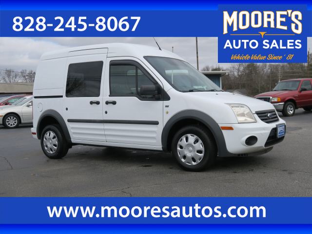 2011 Ford Transit Connect Cargo Van XLT for sale by dealer